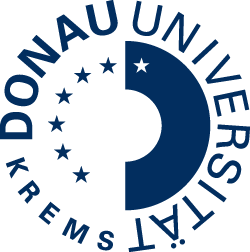 Logo Donau Universität Krems – DUK